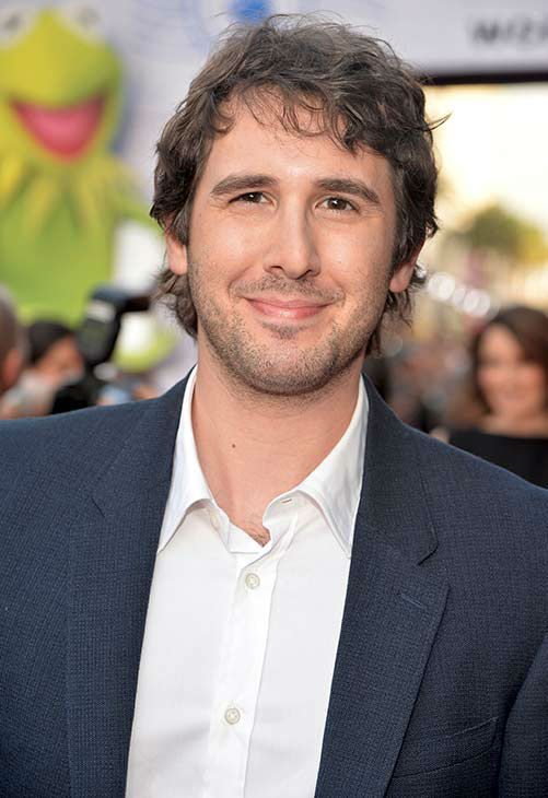 Josh Groban arrives at the world premiere of Disney&#39;s &#39;Muppets Most Wanted&#39; at the El Capitan Theatre on March 11, 2014 in Hollywood, California.  <span class=meta>(Alberto E. Rodriguez&#47;Getty Images for Disney)</span>