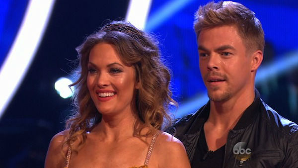 Amy Purdy and Derek Hough danced the Cha Cha Cha on week one of &#39;Dancing With The Stars&#39; on March 17, 2014. They received 24 out of 30 points from the judges. <span class=meta>(ABC Photo)</span>