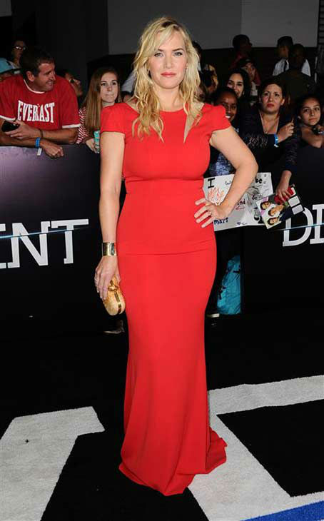 "<div class=""meta ""><span class=""caption-text "">Kate Winslet appears at the premiere of 'Divergent' at the Regency Bruin Theatre in Westwood, California on March 18, 2013. (Sara De Boer / startraksphoto.com)</span></div>"