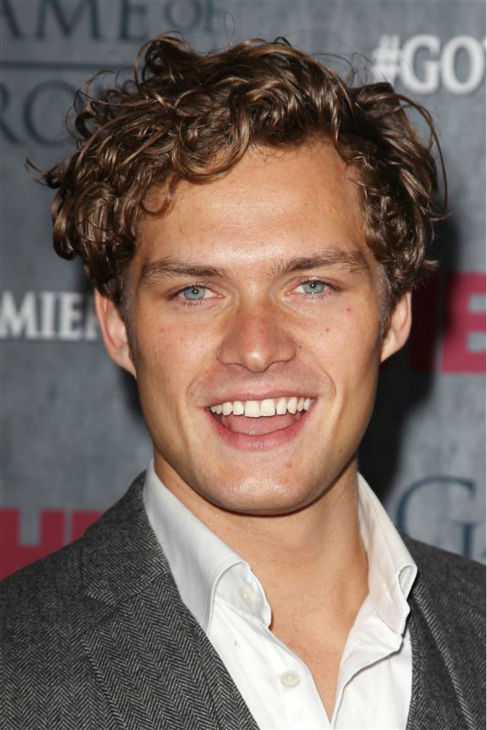 &#39;Game of Thrones&#39; star Finn Jones &#40;Loras Tyrell&#41; appears at the season 4 premiere of the hit HBO series in New York on March 18, 2014. The show returns on April 6. <span class=meta>(Kristina Bumphrey &#47; Startraksphoto.com)</span>