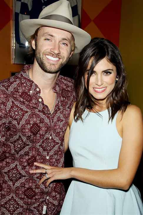 Nikki Reed and Paul McDonald appear at the 'Twilight' Forever Fan Experience Exhibit celebrating the fifth anniversary of the film in New York City on Nov. 4, 2013.