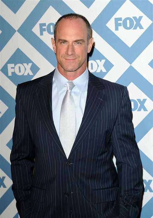 Christopher Meloni appears at the 2014 Fox Winter TCA All Star Party on Jan. 13, 2014.