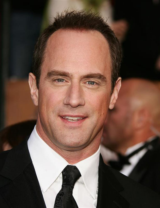 Christopher Meloni appears at the 12th Annual SAG Awards on Jan. 29, 2006 <span class=meta>(Jen Lowery&#47;Startraksphoto.com)</span>