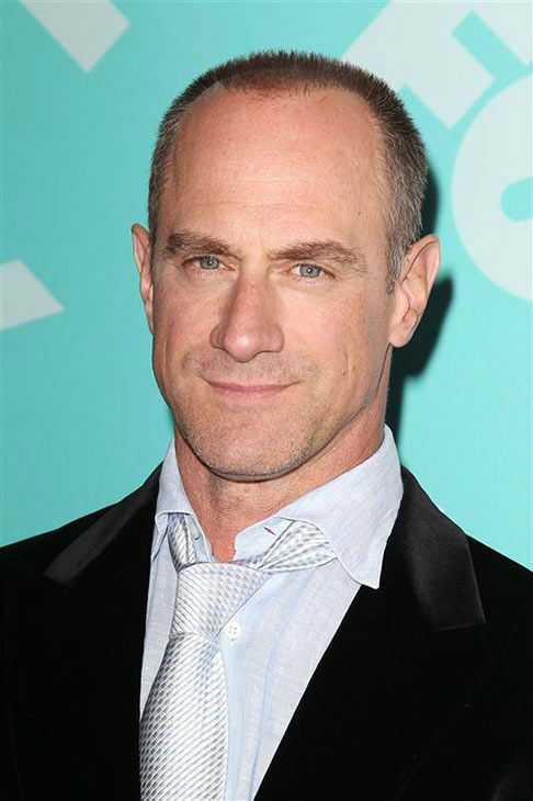Christopher Meloni appears at the 2013 Fox Upfront on May 13, 2013. <span class=meta>(Kristina Bumphrey&#47;Startraksphoto.com)</span>