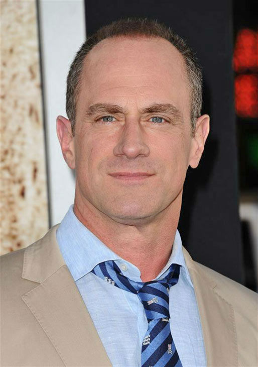Christopher Meloni appears at the Los Angeles premiere of &#39;42&#39; on April 9, 2013.  <span class=meta>(Sara De Boer&#47;startraksphoto.com)</span>