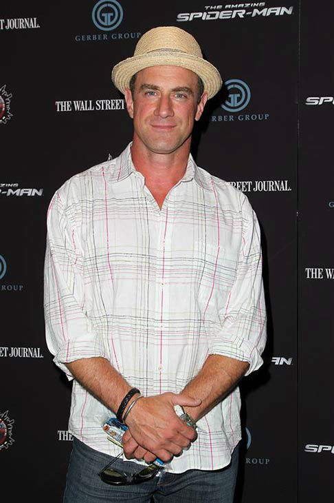 Christopher Meloni appears at a special screening of &#39;The Amazing Spider-Man&#39; on June 28, 2012. <span class=meta>(Amanda Schwab&#47;Startraksphoto.com)</span>