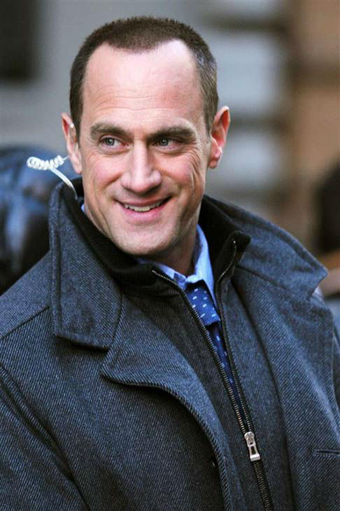 Christopher Meloni appears on the set of &#39;Law and Order: Special Victims Unit&#39; on Jan. 6, 2010. <span class=meta>(Ken Katz&#47;startraksphoto.com)</span>
