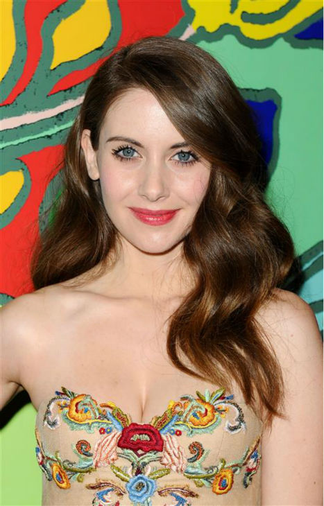 Alison Brie &#40;Trudy Campbell&#41; appears at the season 7 premiere of AMC&#39;s &#39;Mad Men&#39; in Hollywood, California on April 2, 2014. <span class=meta>(Daniel Robertson &#47; Startraksphoto.com)</span>