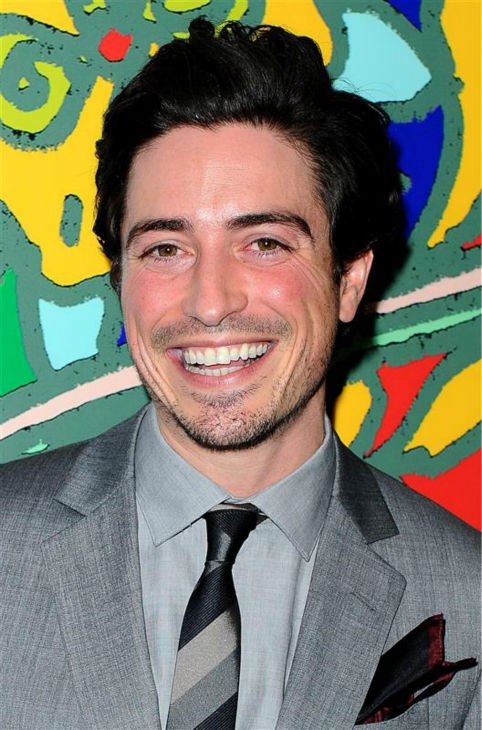 Ben Feldman &#40;Michael Ginsberg&#41; appears at the season 7 premiere of AMC&#39;s &#39;Mad Men&#39; in Hollywood, California on April 2, 2014. <span class=meta>(Daniel Robertson &#47; Startraksphoto.com)</span>