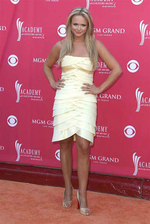 Miranda Lambert appears at the 42nd annual Academy of Country Music &#40;ACM&#41; Awards in Las Vegas on May 15, 2007.  <span class=meta>(Jen Lowery &#47; startraksphoto.com)</span>