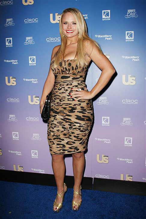 Miranda Lambert appears at the Us Weekly Hot Hollywood part in New York City on Oct. 22, 2008.  <span class=meta>(Amanda Schwab &#47; startraksphoto.com)</span>