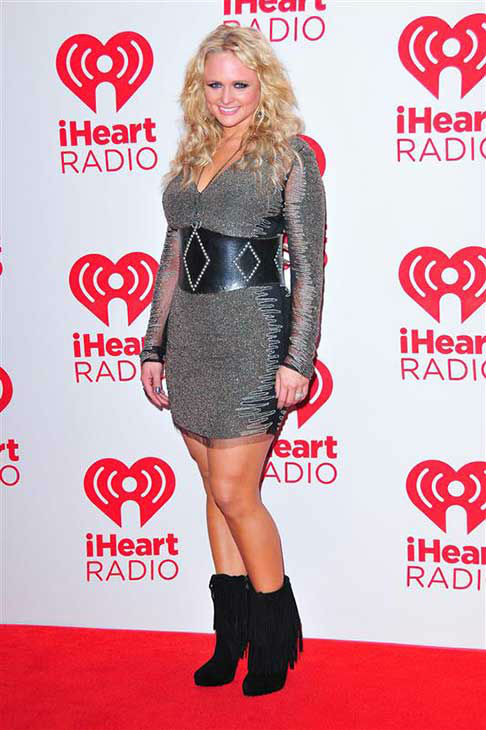 "<div class=""meta image-caption""><div class=""origin-logo origin-image ""><span></span></div><span class=""caption-text"">Miranda Lambert appears at the 2012 iHeart Radio Music Festival in Las Vegas on Sept. 21, 2012.  (Norman Scott / startraksphoto.com)</span></div>"