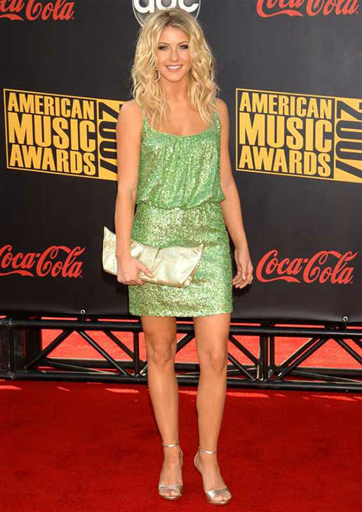 "<div class=""meta ""><span class=""caption-text "">Julianne Hough appears at the 2007 American Music Awards in Los Angeles on Nov. 18, 2007. (Bill Davila / startraksphoto.com)</span></div>"