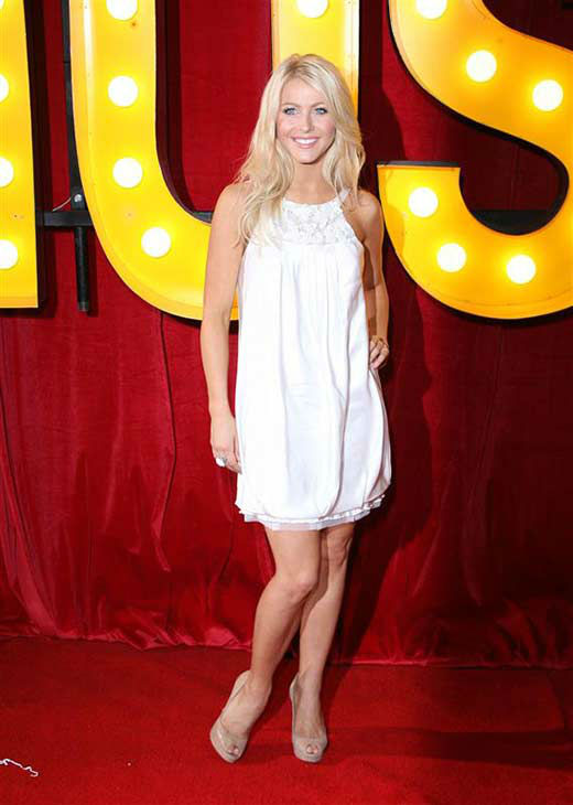 "<div class=""meta ""><span class=""caption-text "">Julianne Hough appears at the 'High School Musical 3: Senior Year' premiere in Los Angeles on Oct. 16, 2008.  (Jen Lowery / startraksphoto.com)</span></div>"
