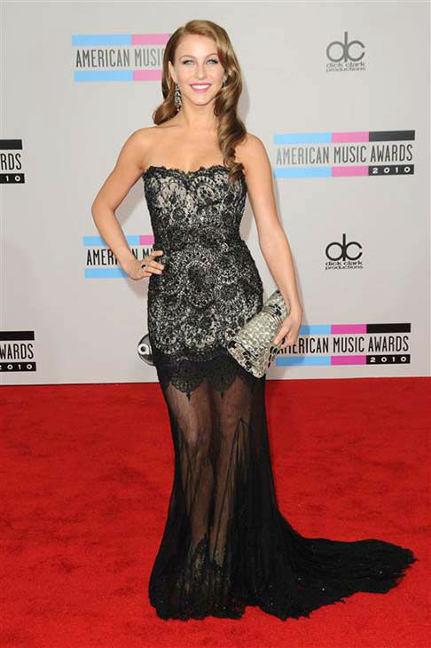 "<div class=""meta image-caption""><div class=""origin-logo origin-image ""><span></span></div><span class=""caption-text"">Julianne Hough appears at the 2010 American Music Awards in Los Angeles on Nov. 21, 2010. (Kyle Rover / startraksphoto.com)</span></div>"