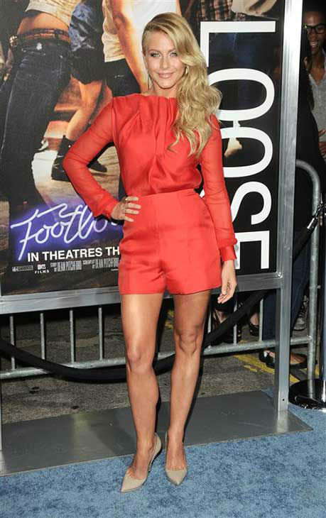 "<div class=""meta ""><span class=""caption-text "">Julianne Hough appears at the premiere of 'Footloose' in Los Angeles on Oct. 3, 2011. (Sara De Boer / startraksphoto.com)</span></div>"