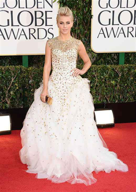 "<div class=""meta image-caption""><div class=""origin-logo origin-image ""><span></span></div><span class=""caption-text"">Julianne Hough appears at the 70th annual Golden Globe Awards in Los Angeles on Jan. 13, 2013. (Sara De Boer / startraksphoto.com)</span></div>"