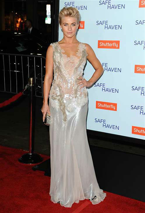 "<div class=""meta ""><span class=""caption-text "">Julianne Hough appears at the premiere of 'Safe Haven' in Los Angeles on Feb. 5, 2013.  (Sara De Boer / startraksphoto.com)</span></div>"