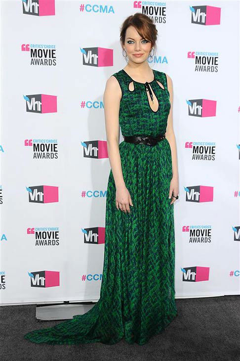 "<div class=""meta ""><span class=""caption-text "">The time she rocked an adorable updo at the 17th Annual Critics Choice Movie Awards in Hollywood, California, on Jan. 12, 2012. (Kyle Rover/startraksphoto.com)</span></div>"