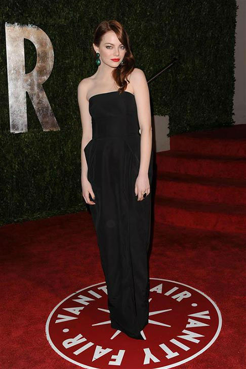 The time she got adorably fancy for the 2010 Vanity Fair Oscar Party in West Hollywood, California, on March 8, 2010. <span class=meta>(Bill Davila&#47;startraksphoto.com)</span>