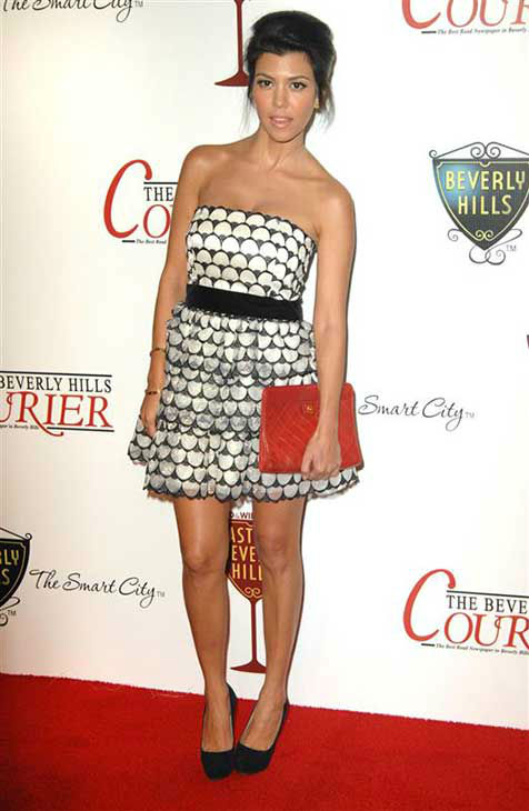 Kourtney Kardashian appears at the Taste of Beverly Hills opening night in Los Angeles on Sept. 2, 2010.  <span class=meta>(Sara De Boer &#47; startraksphoto.com)</span>