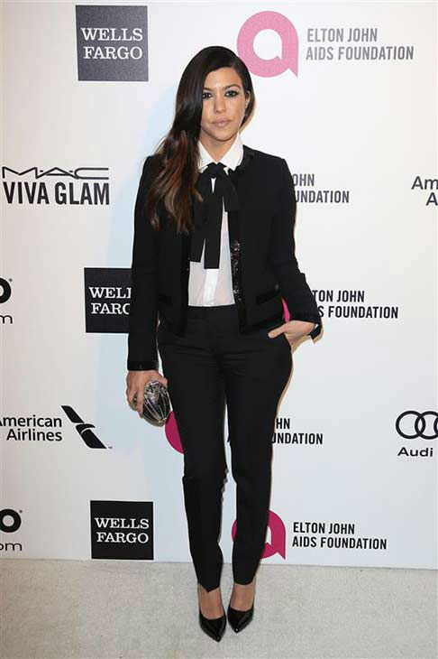 "<div class=""meta image-caption""><div class=""origin-logo origin-image ""><span></span></div><span class=""caption-text"">Kourtney Kardashian appears at the 2014 Elton John AIDS Foundation Oscar party in Los Angeles on March 2, 2014. (Krista Kennell / startraksphoto.com)</span></div>"