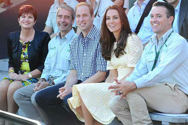 "<div class=""meta image-caption""><div class=""origin-logo origin-image ""><span></span></div><span class=""caption-text"">Kate Middleton, aka Catherine, Duchess of Cambridge, and husband Prince William appear at the Taronga Zoo in Sydney, Australia on April 20, 2014. (Paul McConnell / Startraksphoto.com)</span></div>"
