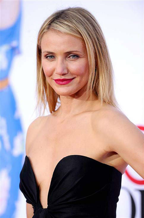 Cameron Diaz appears at the Los Angeles premiere of &#39;The Other Woman&#39; on April 21, 2014. <span class=meta>(Lionel Hahn &#47; startraksphoto.com)</span>
