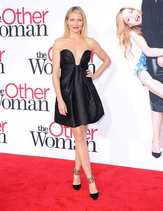 "<div class=""meta image-caption""><div class=""origin-logo origin-image ""><span></span></div><span class=""caption-text"">Cameron Diaz appears at the Los Angeles premiere of 'The Other Woman' on April 21, 2014. (Hollywood Press / startraksphoto.com)</span></div>"