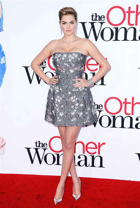 "<div class=""meta image-caption""><div class=""origin-logo origin-image ""><span></span></div><span class=""caption-text"">Kate Upton appears at the Los Angeles premiere of 'The Other Woman' on April 21, 2014. (Lionel Hahn / startraksphoto.com)</span></div>"