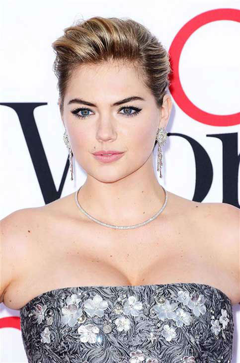 Kate Upton appears at the Los Angeles premiere of &#39;The Other Woman&#39; on April 21, 2014. <span class=meta>(Lionel Hahn &#47; startraksphoto.com)</span>