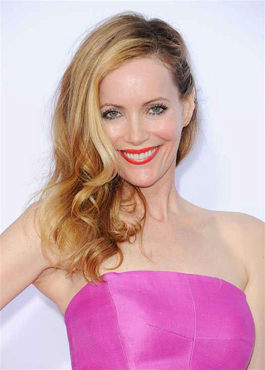 Leslie Mann appears at the Los Angeles premiere of &#39;The Other Woman&#39; on April 21, 2014. <span class=meta>(Hollywood Press &#47; startraksphoto.com)</span>