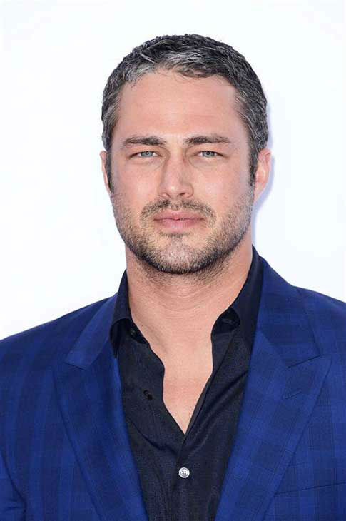 Taylor Kinney appears at the Los Angeles premiere of &#39;The Other Woman&#39; on April 21, 2014. <span class=meta>(Lionel Hahn &#47; startraksphoto.com)</span>