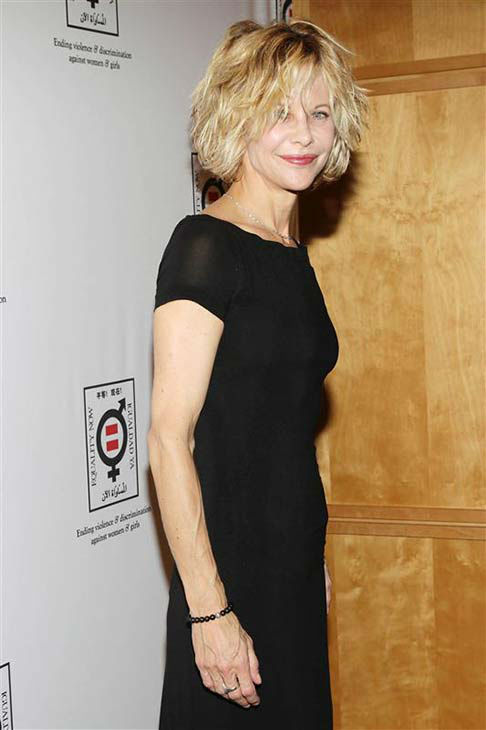 Meg Ryan appears at Equality Now 20th anniversary in New York City on April 19, 2012. <span class=meta>(Kelly Jordan &#47; startraksphoto.com)</span>