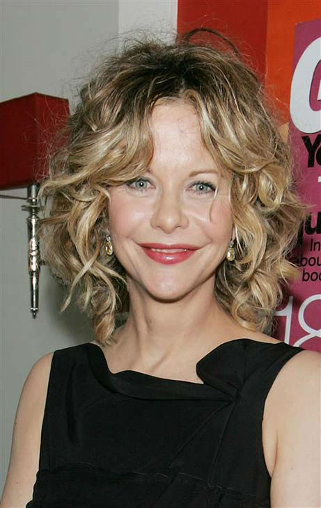 Meg Ryan appears at a Glamour magazine party in New York City on March 9, 2005. <span class=meta>(Dave Allocca &#47; startraksphoto.com)</span>