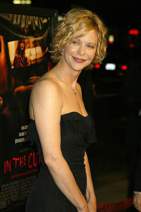 Meg Ryan appears at the premiere of &#39;In The Cut&#39; in Los Angeles on Oct. 16, 2003. <span class=meta>(Startraks Photo &#47; startraksphoto.com)</span>