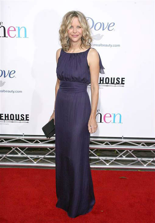 Meg Ryan appears at the Los Angeles premiere of &#39;The Women&#39; on Sept. 4, 2008. <span class=meta>(Jen Lowery &#47; startraksphoto.com)</span>