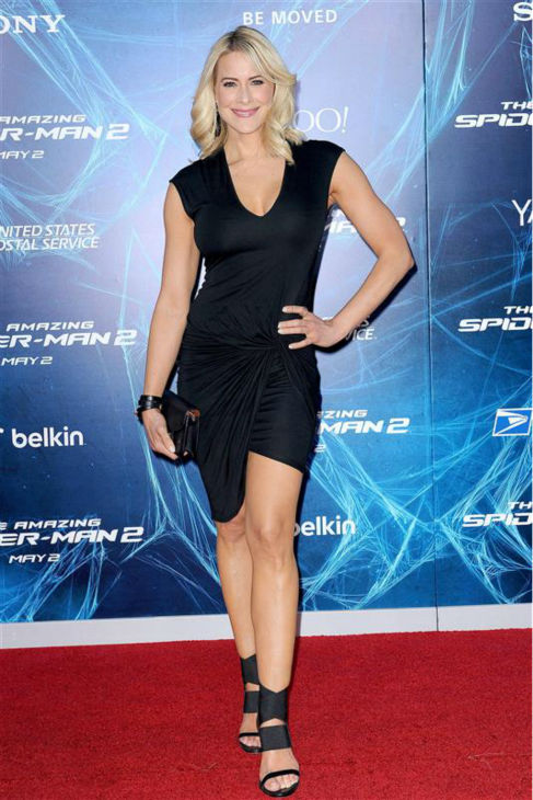 Brittany Daniel appears at the premiere of &#39;The Amazing Spider-Man 2&#39; in New York on April 24, 2014. The actress does not appear in the movie. She is known for roles in &#39;Sweet Valley High&#39; and BET&#39;s &#39;The Game&#39; and made headlines earlier this month when she revealed that she had battled cancer. <span class=meta>(Humberto Carreno &#47; Startraksphoto.com)</span>