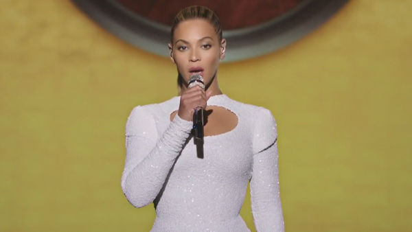 "<div class=""meta image-caption""><div class=""origin-logo origin-image ""><span></span></div><span class=""caption-text"">She's a humanitarian.   We love that Beyonce tries to make the world a better place. In 2012 she became an ambassador for the 2012 World Humanitarian Day campaign and donated her song and music video 'I Was Here' to the campaign, which is a global day to celebrate humanity and the spirit of people helping people.    The singer has also participated in events like 'Chime for Change,' which aims to help female empowerment, Goodwill's 'Miss A Meal' food-donation campaign and the 'Hope for Haiti Now: A Global Benefit for Earthquake Relief' telethon.  (Pictured:  Beyonce appears in a video released in August 2012 for 'I Was Here' for World Humanitarian Day.)  ( Beyonce appears in a video released in August 2012 for 'I Was Here' for World Humanitarian Day.)</span></div>"