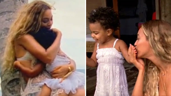 "<div class=""meta image-caption""><div class=""origin-logo origin-image ""><span></span></div><span class=""caption-text"">The way she talks about motherhood.   We love the way Beyonce talks about motherhood and how much she loves her daughter, Blue Ivy. On her recent self-titled album, the singer dedicated a song called 'Blue' to her daughter, who is featured on the song and in the music video.    'I feel like my mother [and] my daughter have been, probably, the most influential and being a mother, becoming a mother, looking at my daughter in her eyes made me into a woman and made me very, very strong,' Beyonce recently said when talking to Time magazine. She was named one of the magazine's 100 Most Influential People in April 2014.   (Pictured: Beyonce and Blue Ivy appears in a scene from the 2013 music video for the song 'Blue.')  (2013 Columbia Records)</span></div>"