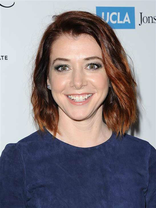 "<div class=""meta ""><span class=""caption-text "">Alyson Hannigan of 'How I Met Your Mother' appears at the 19th annual 'Taste For A Cure' event in Los Angeles on April 25, 2014. (Sara De Boer / startraksphoto.com)</span></div>"
