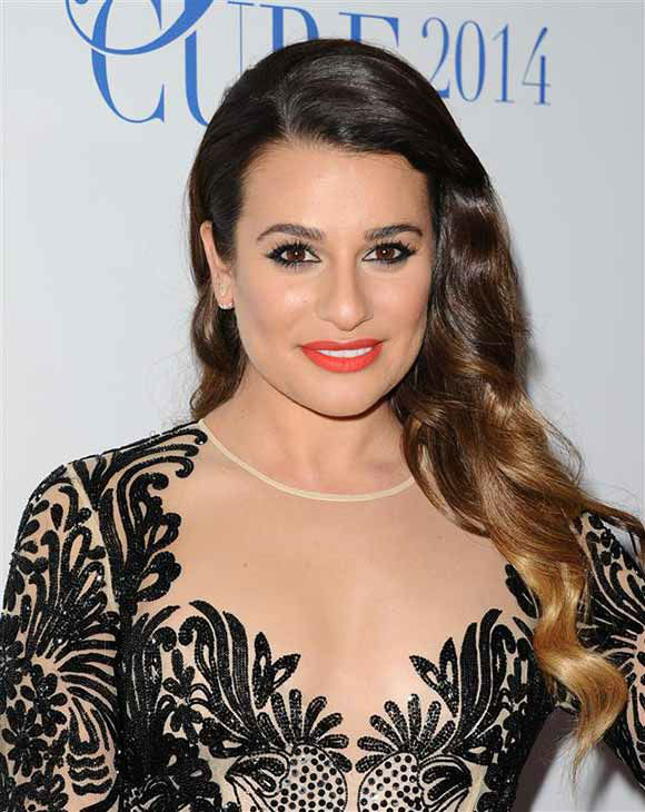Lea Michele appears at the 19th annual &#39;Taste For A Cure&#39; event in Los Angeles on April 25, 2014. <span class=meta>(Sara De Boer &#47; startraksphoto.com)</span>