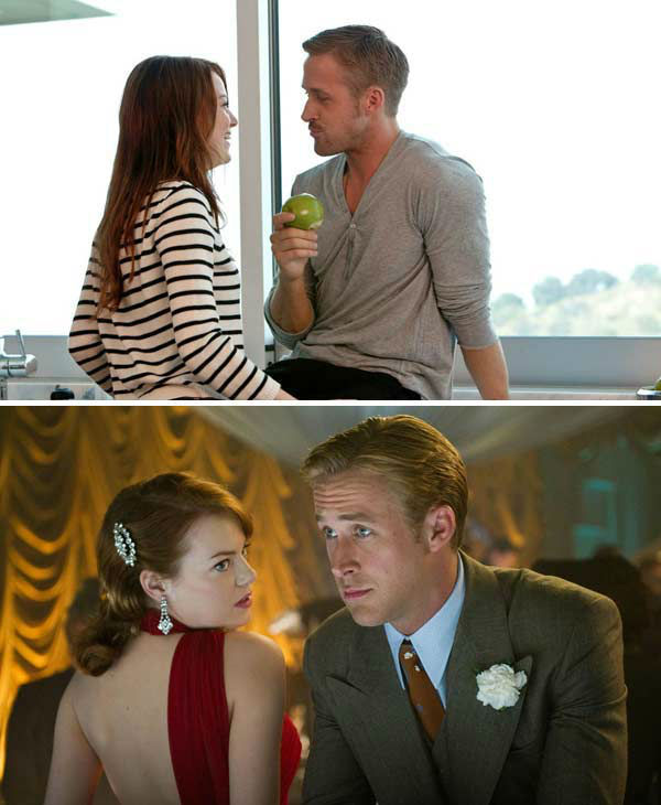 We love Emma Stone because she got to play love interests with Ryan Gosling in not one, but TWO movies - 2011&#39;s &#39;Crazy Stupid Love&#39; and 2013&#39;s &#39;Gangster Squad.&#39; Hey girl, share the wealth! <span class=meta>(Warner Bros. Studios)</span>