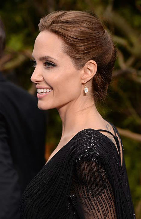 "<div class=""meta ""><span class=""caption-text "">Angelina Jolie appears at the London premiere of 'Maleficent' on May 8, 2014. (Nick Sadler/startraksphoto.com)</span></div>"
