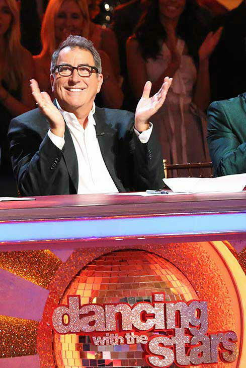 Director Kenny Ortega was a guest judge on &#39;Dancing With The Stars&#39; season 18 on May 12, 2014. <span class=meta>(ABC Photo&#47; Adam Taylor)</span>