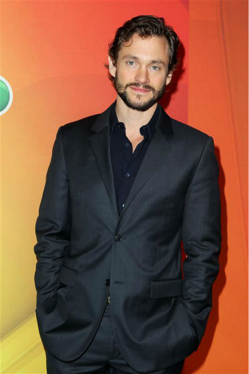 Hugh Dancy, husband of Claire Danes and star of NBC&#39;s hit show &#39;Hannibal,&#39; appears at the network&#39;s 2014 Upfront presentation in New York on May 12, 2014. <span class=meta>(Amanda Schwab &#47; Startraksphoto.com)</span>