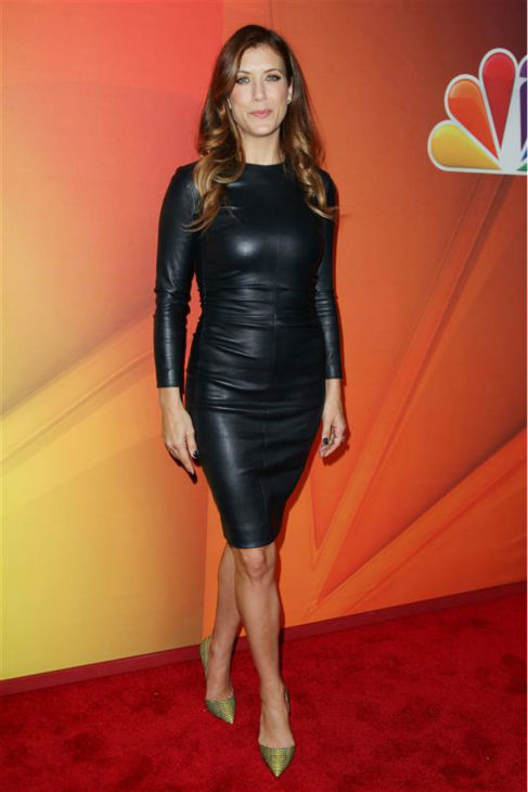 "<div class=""meta ""><span class=""caption-text "">Kate Walsh, former star of ABC's 'Grey's Anatomy,' appears at the network's 2014 Upfront presentation in New York on May 12, 2014. She stars in the new NBC comedy series 'Bad Judge,' set to premiere in fall 2014. (Amanda Schwab / Startraksphoto.com)</span></div>"