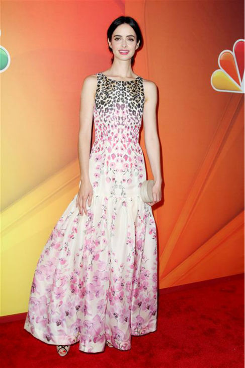 "<div class=""meta ""><span class=""caption-text "">Krysten Ritter, former star of 'Veronica Mars,' AMC's 'Breaking Bad' and ABC's 'Don't Trust the B---- In Apt. 23,' appears at NBC's 2014 Upfront presentation in New York on May 12, 2014. She stars in the new NBC comedy series 'Mission Control.' (Amanda Schwab / Startraksphoto.com)</span></div>"