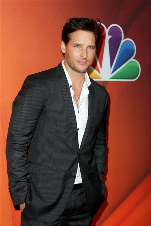 "<div class=""meta ""><span class=""caption-text "">Peter Facinelli, last seen on Showtime's 'Nurse Jackie,' appears at NBC's 2014 Upfront presentation in New York on May 12, 2014. He stars in the new show 'Odyssey.' (Amanda Schwab / Startraksphoto.com)</span></div>"
