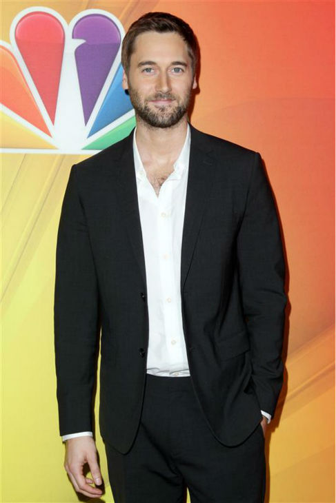Ryan Eggold, who stars in the NBC series &#39;The Blacklist,&#39; appears at the network&#39;s 2014. <span class=meta>(Amanda Schwab &#47; Startraksphoto.com)</span>